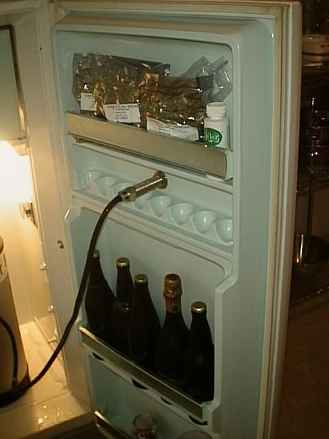 inside kegerator kegerator door u0026