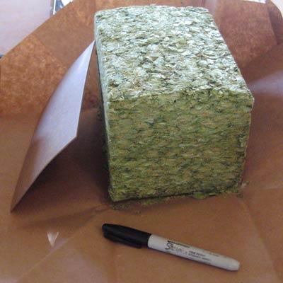 1 pound hop cube