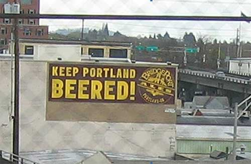 Keep Portland Beered