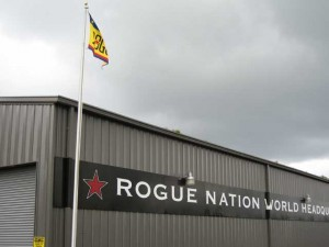 Rogue Nation Headquarters